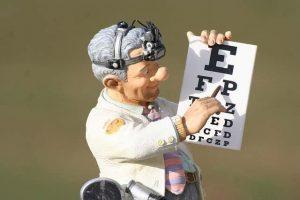 controle de la vue en médecine du travail